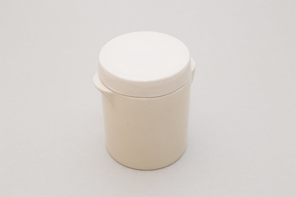 LARGE POT WITH LID
