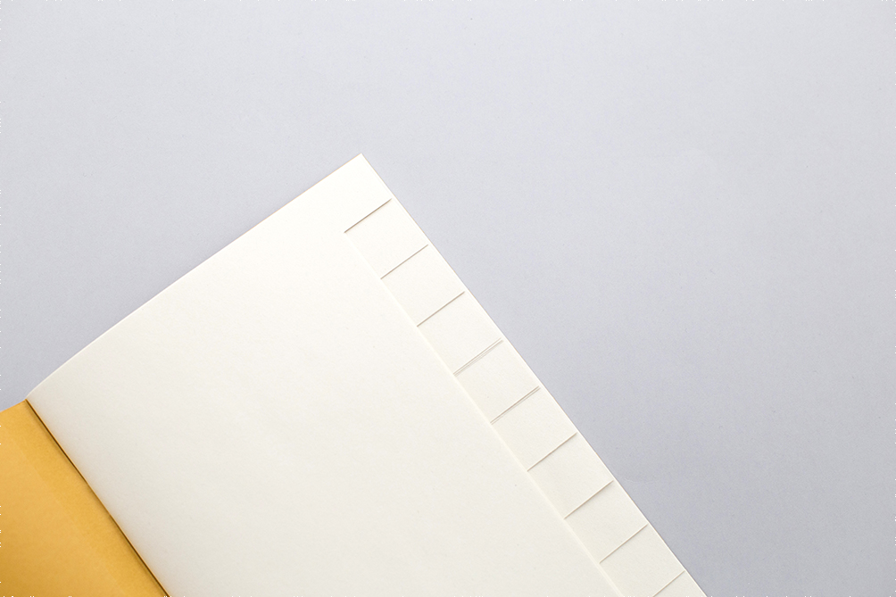 A5 STAIRCASE NOTEBOOK