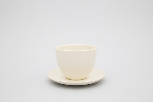 ​PEBBLE CUP AND SAUCER