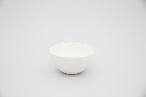 OFF-WHITE PORCELAIN BOWL 115 MM