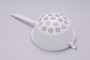ENAMEL STRAINER WITH HANDLE